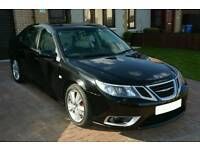 Saab 9-3 Ttid Aero..black..manual..mot April 2017..fsh..timing belt etc done