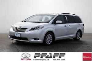 2015 Toyota Sienna LTD 7-Pass V6 6A