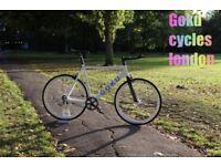 SALE. alloy single speed road bike fixie fixed gear racing track bike road bike u