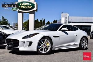 2016 Jaguar F-Type S | AWD | V6 | VISION PACK