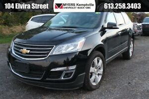 2016 Chevrolet Traverse LT AWD with Sunroof!