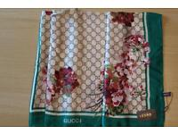 Gucci shawl new with tag