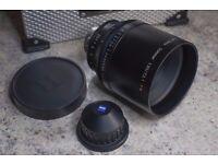 Carl Zeiss 135mm T2.1 CP.2 Prime Cine Lens - Excellent Condition Arri PL Mount