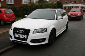 Audi S3 black edition - Revo stage 2 - 330hp