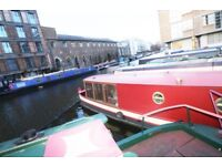1 Bedroom HouseBoat for sale. Wenlock Basin