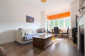 Three bedroom split level flat moments from Northfield Avenue and Northfields tube station