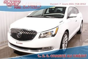 2016 Buick LaCrosse Leather CUIR CAMÉRA BLUETOOTH A/C