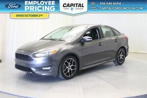 2015 Ford Focus SE Sedan **New Arrival**