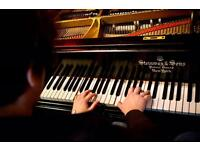 Jazz Piano Teacher / Piano Lessons - Improvisation, Ear Training, Intuitive Playing, + much more FUN