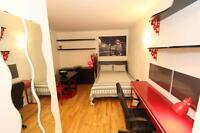 FOR SEPT 1st! Cute & Cozy Studio a Close Walk to McGill & UQAM!