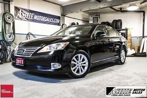 2011 Lexus ES 350 LEATHER/HEATED SEATS! ROOF!