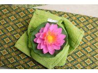 The Lotus Leaf, Authentic Traditional Thai Massage in Gelligaer, Hengoed.