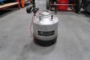 Spray Systems Pressure Tank