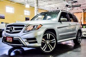 2013 Mercedes-Benz GLK-Class GLK250 BlueTec 4MATIC LEATHER PANOR