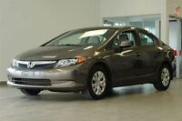 2012 Honda Civic LX BLUETOOTH GRP ELEC A/C