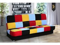 """Sofa Bed """"MONICA"""" with storage"""