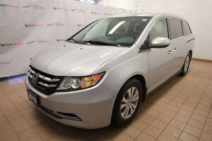 2015 Honda Odyssey EX-L w/Navi - Includes winter tires