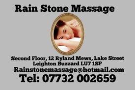 Relaxing Massage in Milton Keynes