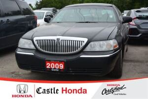 2009 Lincoln Town Car Signature Limited/AS-IS