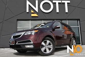 2013 Acura MDX Technology PKG, 7 Pass, Backup Cam, DVD, Navi