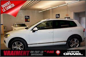 2013 Volkswagen Touareg HIGHLINE 8 PNEUS  GPS CAMERA BLUETOOTH