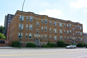 1 Bedroom Apartment near Cathedral - 2231 Albert St.