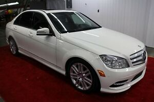 2011 Mercedes-Benz C-Class C250 4MATIC * NOUVEL ARRIVAGE!!