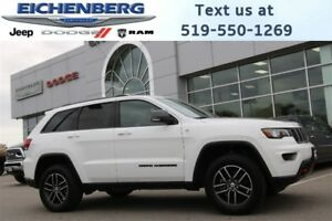 2017 Jeep Grand Cherokee Trailhawk *EXECUTIVE JEEP*