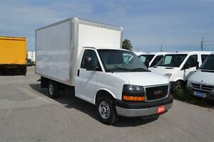 2013 GMC Savana 12ft box