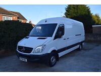 Man And Van Hire for house moves Manchester Removal Service man & van