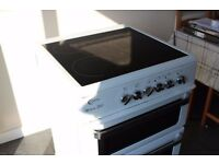 Electric oven and hob, with fan really good conditions