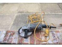 """110v 9"""" Bosch angle grinder"""