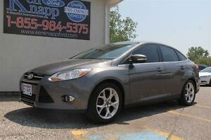 2012 Ford Focus SEL | Leather/Moonroof | Park Assist