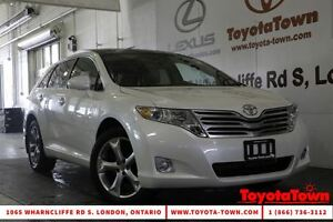 2012 Toyota Venza V6 AWD TOURING LEATHER MOONROOF BACKUP CAMERA