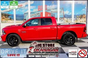 2015 Ram 1500 Sport, No-Accidents, Not Smoked In, LOADED!!!