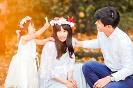 From £155! Event and Wedding Photographer, Asian Birthday Family Female Party Photography