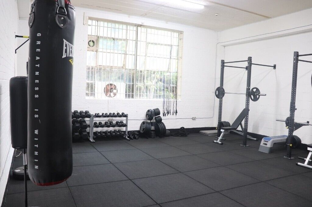 Gym studio fitness suite to rent hire in hackney in east london