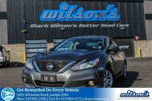 2016 Nissan Altima REAR CAMERA! BLUETOOTH! CRUISE CONTROL! POWER