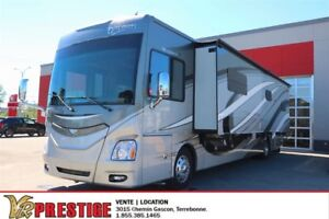 2015 Fleetwood Discovery 40E Pusher diesel  380 HP