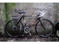 CARRERA. 21.5 inch, 54 cm, small size. Racer racing road bike, 5 speed