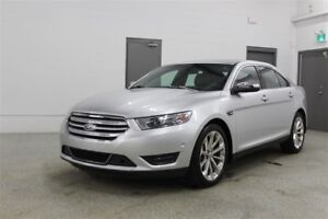 2013 Ford Taurus Limited AWD - Nav| Leather| Sunroof| Cooled sea