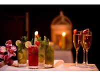 Professional Fully Stocked Mobile Events Bars For Hire! Weddings, Birthday's & Special Events