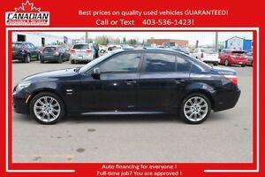 2010 BMW 5 Series 535i xDrive AWD TURBO Low kms FIRE SALE!!!!