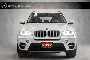 2012 BMW X5 xDrive50i (A8)