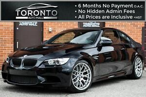 2011 BMW M3 SMG+Competition Pkg+Carbon Fibre Pkg+Navigation