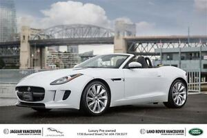 2014 Jaguar F-Type Convertible Sale!