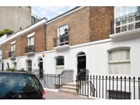 A stunning one bedroom apartment with its own private entrance and outside space at the rear.