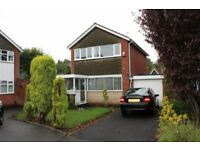WHITEGATES FOUR BEDROOM DETACHED HOUSE TYRLEY CLOSE LOCAL TO CITY CENTER WOLVERHAMPTON AVAILABLE NOW