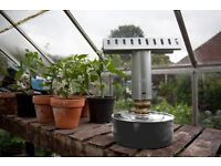Greenhouse / cold frame paraffin heater single