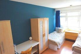 Fantastic Twin room is here, 2 weeks deposit. NO agency fee!